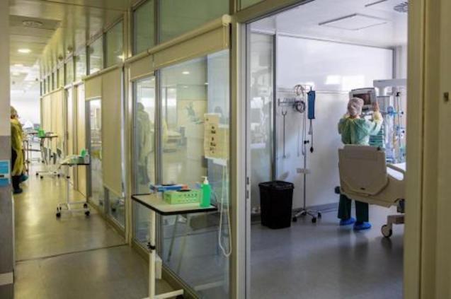 276 coronavirus deaths confirmed in Spain on Saturday.
