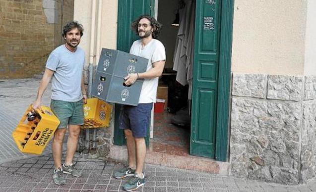 Phase Zero begins in Majorca.