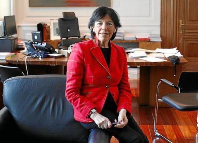 Isabel Celaá, Education Minister.