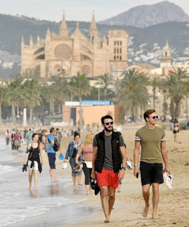 Draft beach restrictions published in the Spanish Press.