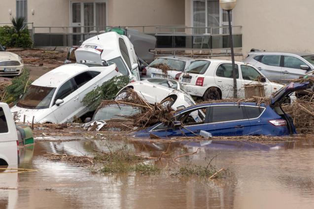 Sant Llorenç floods