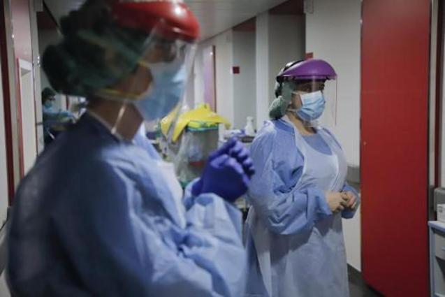 No coronavirus deaths on Monday, May 11
