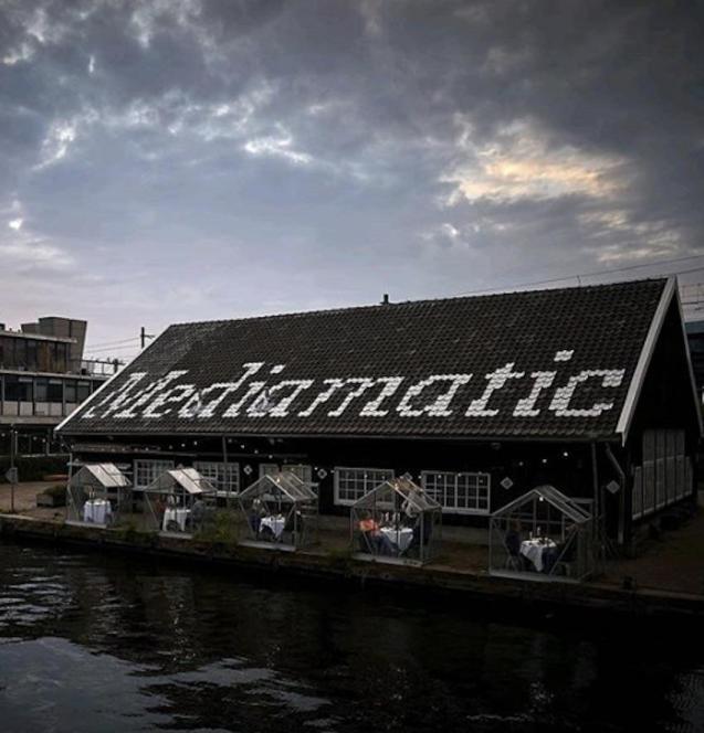 Eten Restaurant, Amsterdam.