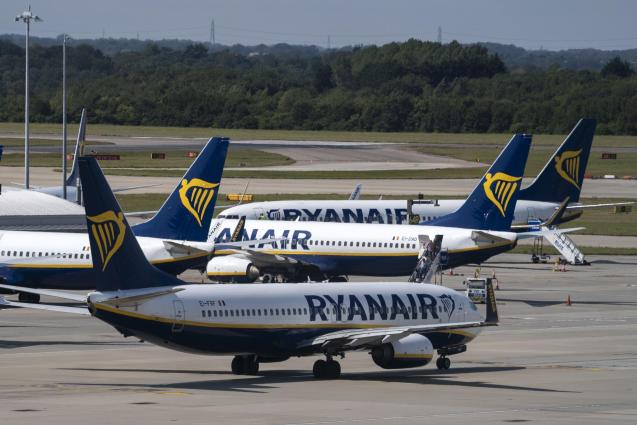 Ryainair to resume 40 percent of its flights in July