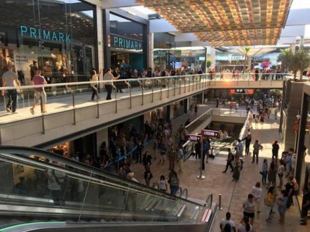 Shopping Centres & big stores will open on May 25.