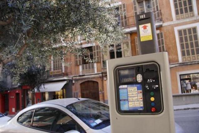 ORA parking attendants back at work.