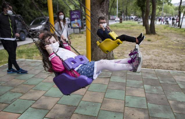 Daily life in Istanbul during coronavirus pandemic