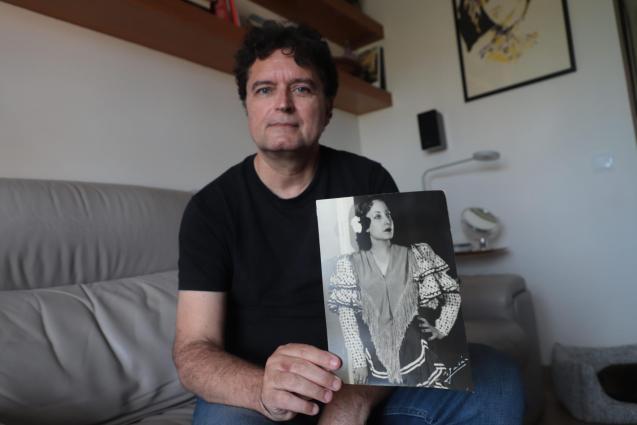 El nieto de Maria Forteza habla sobre la vida y la carrera de la directora de la película `Mallorc