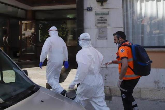 Investigation into Nursing Homes in the Balearics closed.