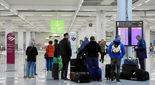 EU tourists to be allowed back in the Balearic Islands in June.