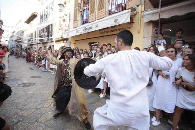 Fiestas in Pollensa