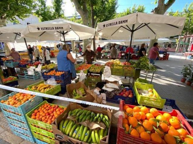 sa Pobla Fruit Market