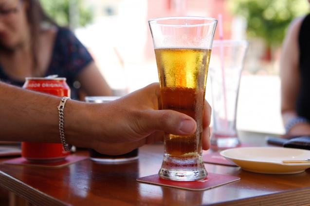 The first sip always tastes as if I am drinking the best beer in the world.