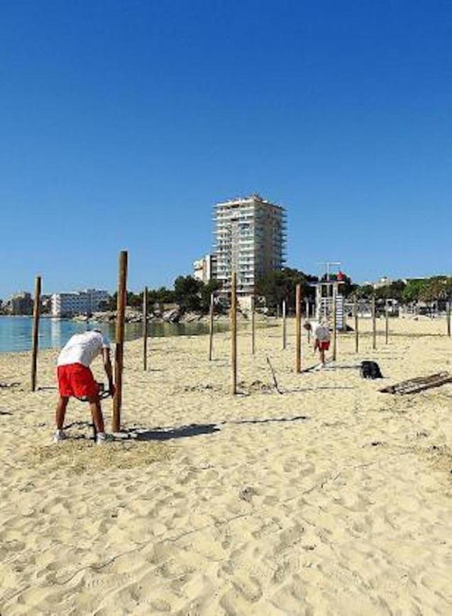 Palmanova beach, Majorca