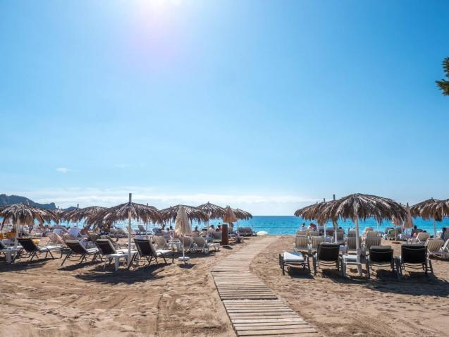 Mallorca beaches getting ready to open