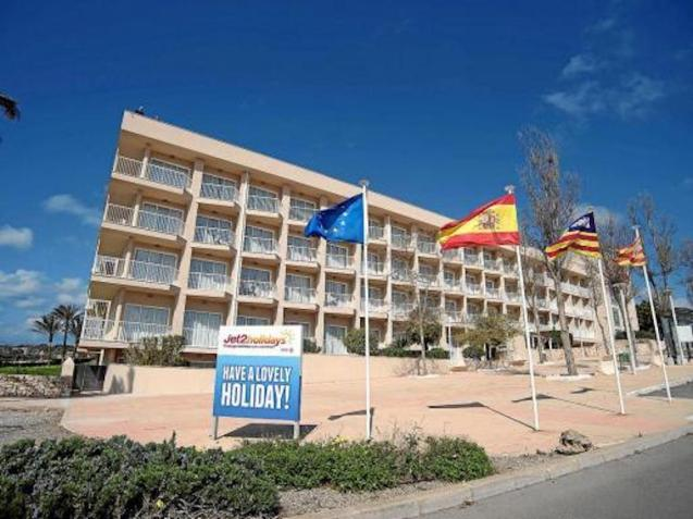 Some hotels will reopen in the Balearic Islands on June 1.