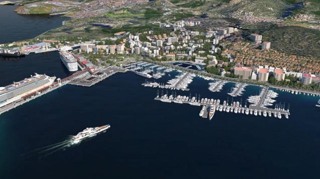 The new Club de Mar Mallorca