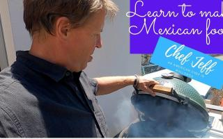 Learn to make easy Mexican Food with lots of flavor.