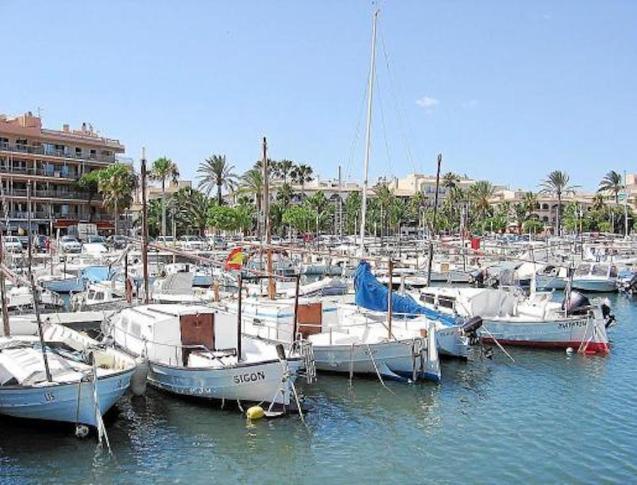 Colònia de Sant Jordi, Majorca.