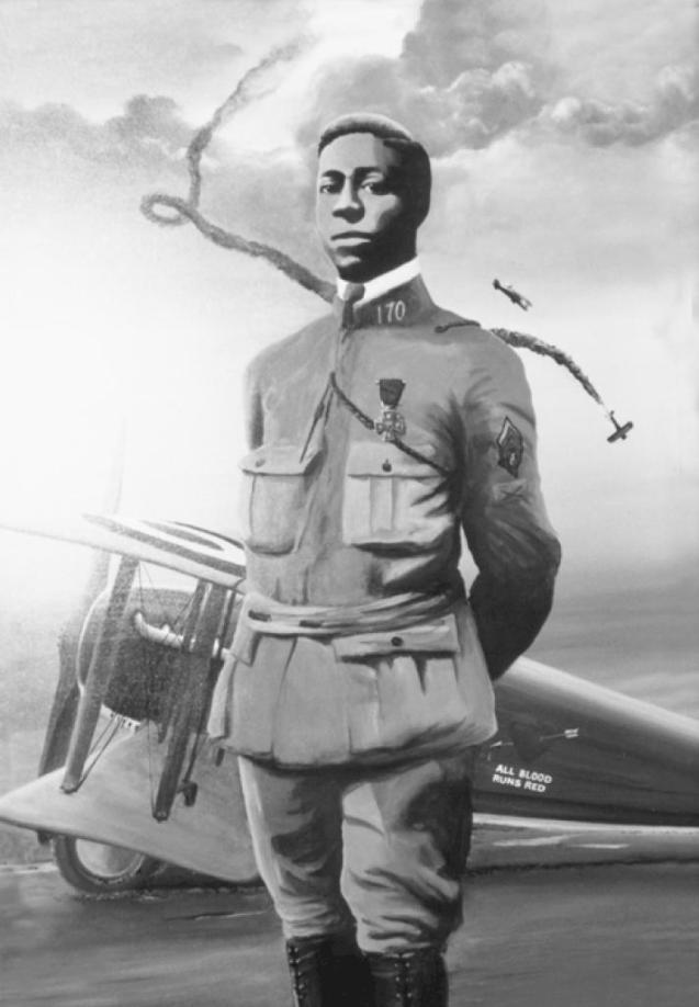 Bullard during World War I.
