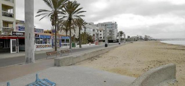 Balearic Islands lost €1 billion in Tourist Revenue in April.