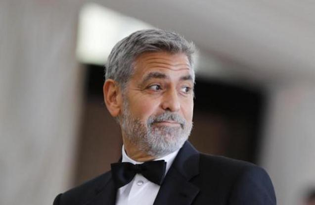 Hollywood Actor, George Clooney.