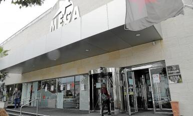 Megasport gym in Palma.