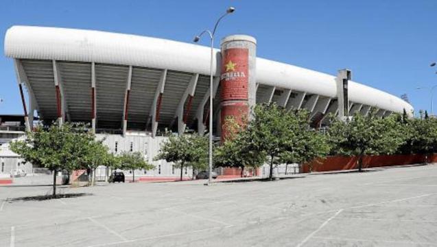 Son Moix Sports Centre is now called Visit Mallorca Estadi.