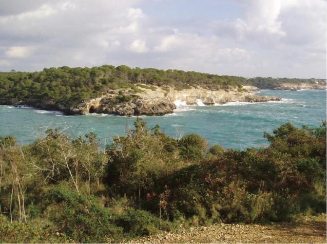 Parc Natural de Mondragó.