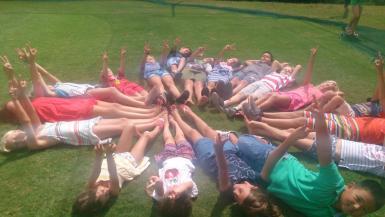 Summer camp.