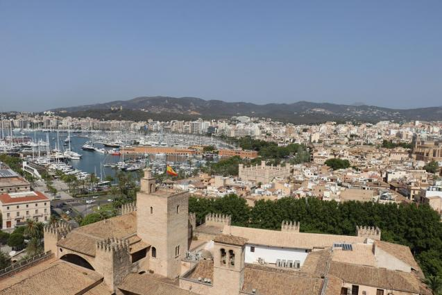 Palma is expensive