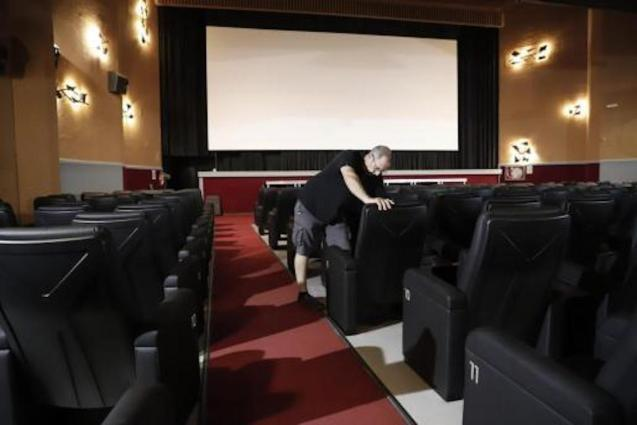 More Cinemas will reopen from June 24.
