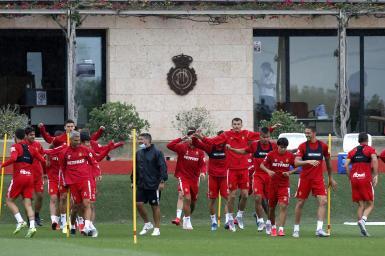 Mallorca ready to restart.