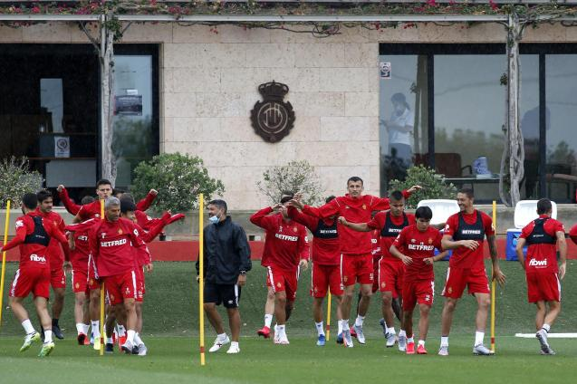 Real Mallorca ready to restart