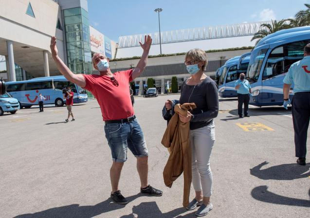 German tourists to arrive to Mallorca