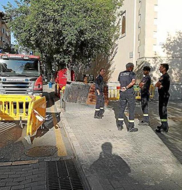 Man dies in Palma Church Accident.