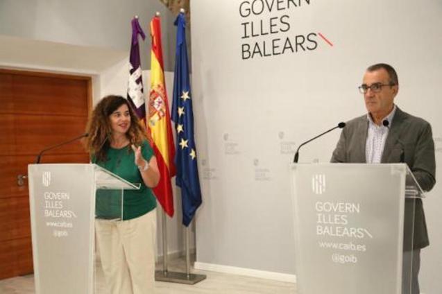 Pilar Costa & Juan Pedro Yllanes