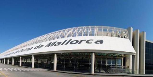 Son Sant Joan Airport, Palma