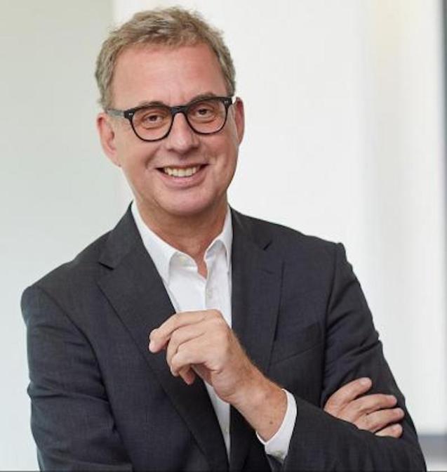 Norbert Fieberg, Chairman, German Travel Association, or DRV.