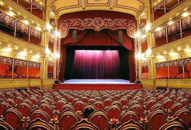 Teatre Principal, Palma.