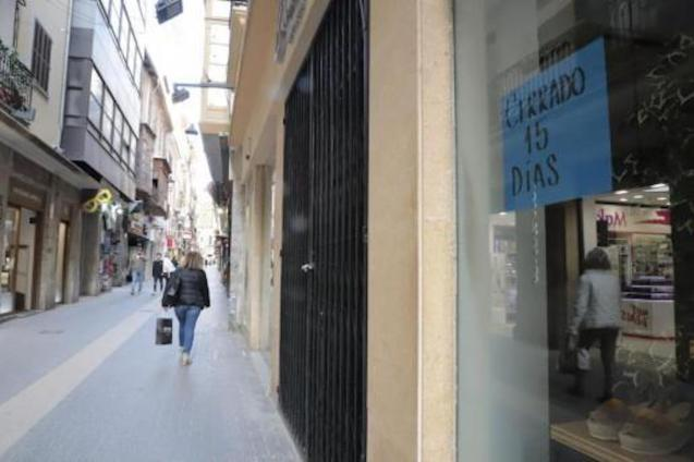 34,911 workers laid off in the Balearics between January and April 2020.