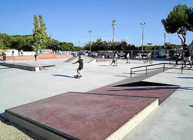 Galatzó Skate Park, Calvia.