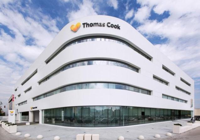 Thomas Cook headquarters