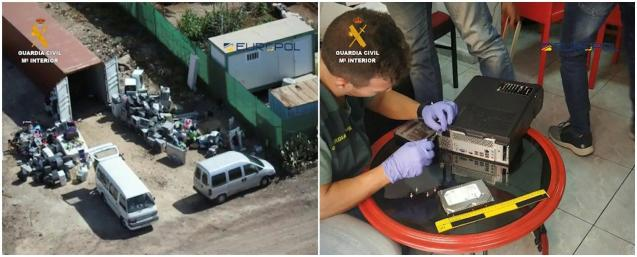 Canary Island arrest