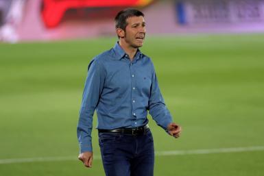 Valencia have sacked coach Albert Celades.