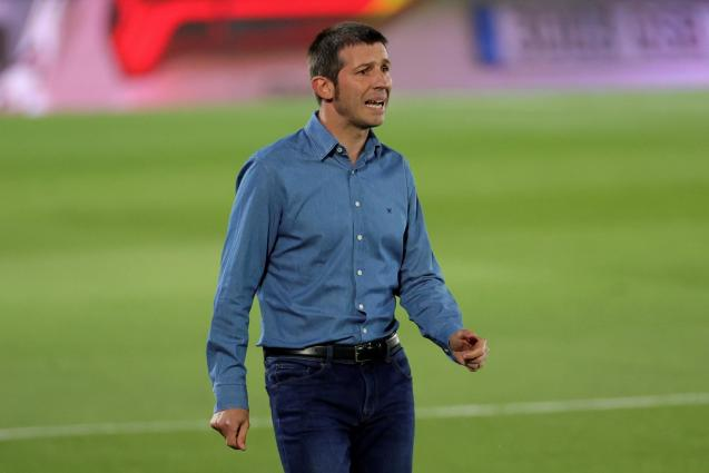 Valencia have sacked coach Albert Celades