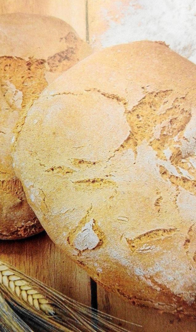 Bread made in Majorca