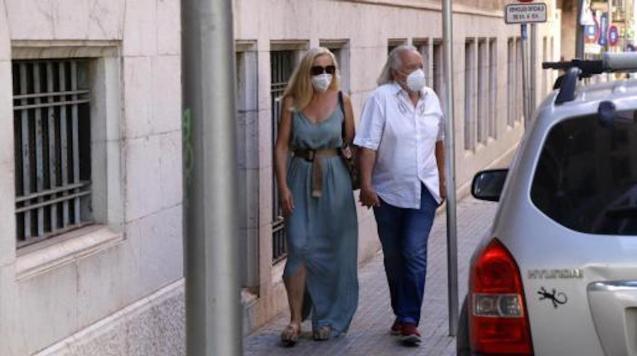 Bartolomé Cursach released on 150,000 euros bail.