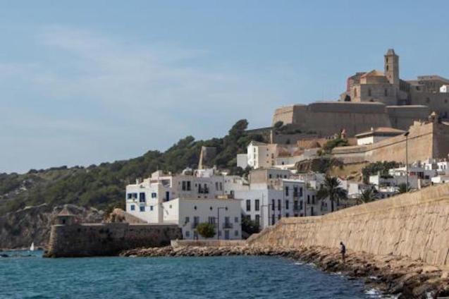 Marina de Botafoc, Ibiza.