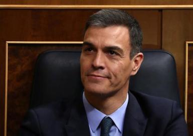 Pedro Sánchez, Prime Minister of Spain. archive photo.